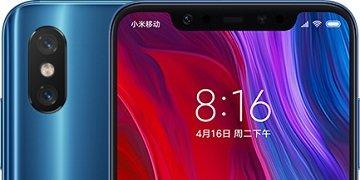 Xiaomi Mi8 6GB 128GB black