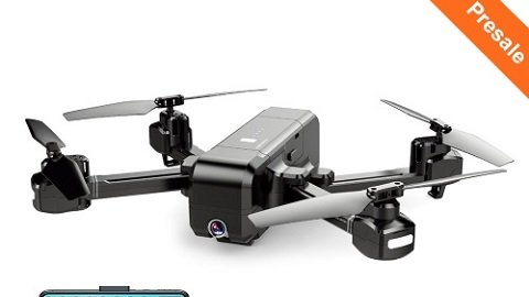 SJRC Z5 GPS 2.4G WiFi FPV Foldable RC Drone
