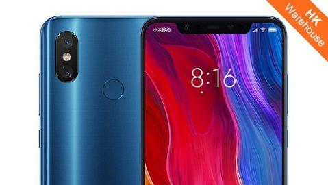 Xiaomi Mi8Xiaomi Mi8 6/64GB - Blue [Official Global ROM]