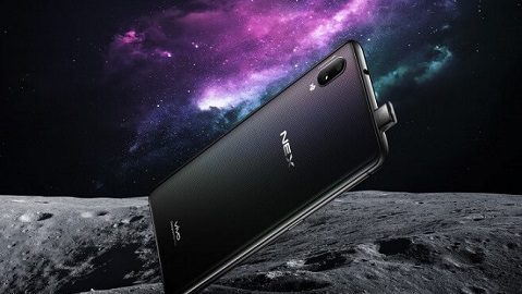 Vivo Nex 6.59 Inch 4G LTE Smartphone