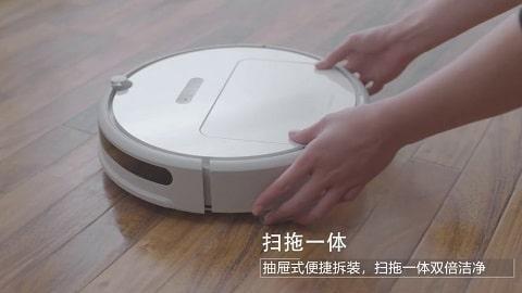 Xiaomi Roborock Xiaowa E20 Robot Vacuum Cleaner