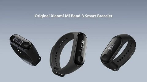 [Germany Stock][International Version] Original Xiaomi Mi Band 3 Smart Bracelet