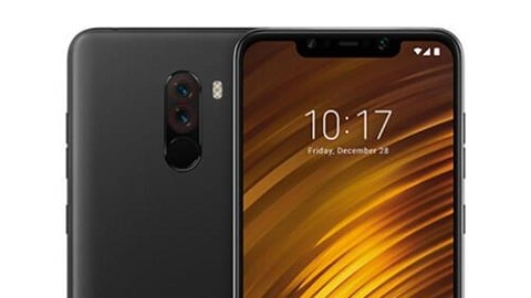 [Official Global Version] Xiaomi Pocophone F1 6GB 64GB - Graphite Black