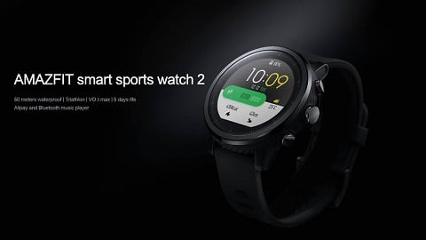 (English Version)Original Xiaomi HUAMI AMAZFIT Stratos Smart Sports Watch 2 Version