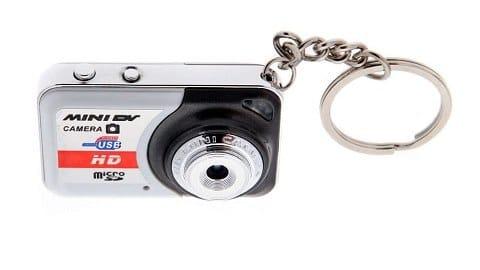 X6 Ultra HD High Denifition Digital Camera (Mini DV Support)