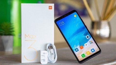 [Official Global Version]Xiaomi Mi Max 3 4GB 64GB Black