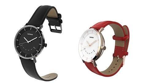 Lenovo Watch S Smart Watch (5ATM Waterproof Fitness Tracker Luminous Pointer)
