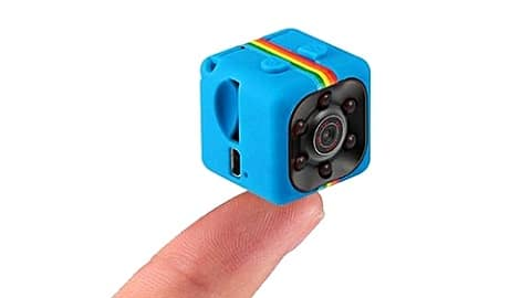 Quelima SQ11 Mini Camera 1080P High Definition Night Vision Video Camera