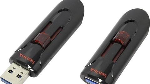 SanDisk CZ600 USB3.0 Flash Drive 128GB