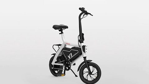 Xiaomi HIMO V1 Portable Folding Electric Moped Bicycle