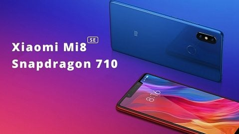 Xiaomi Mi 8 SE  - 4GB/64GB (English and Chinese Version) - Red