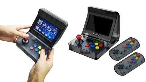 A8 Retro Arcade Game Console