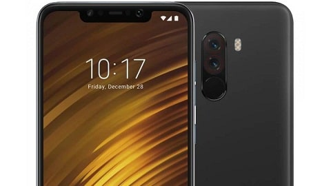 [Official Global Version]Xiaomi Pocophone F1 6GB - Graphite Black 64GB