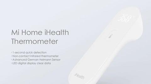 Xiaomi Mi Home iHealth Thermometer - WHITE