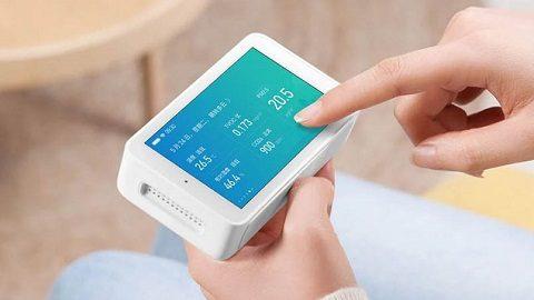 Xiaomi Mijia Smart Air Detector 3.97 Inch HD touch screen