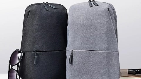 Xiaomi Multifunctional Sling Bag (Leisure Chest Bag Casual Large Capacity)