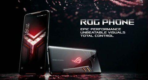 ASUS ROG Phone 4G Phablet International Version (8/128GB) - BLACK