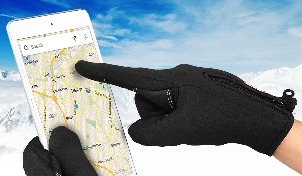Winter Leather Gloves   Mittens Driving TouchScreen Gloves μόνο στα 4.39€ -  News from Xiaomi Miui Hellas edb8e7c7919