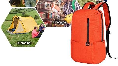 10L Super Lightweight Outdoor Shoulder Bag