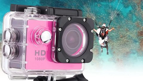 F23 1080P 30FPS Action Sports Camera Camcorder