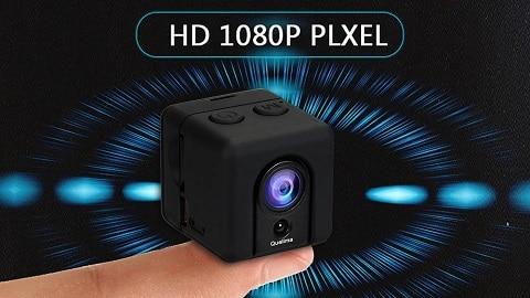 Quelima SQ20 Mini Camera Car DVR Hidden Camera