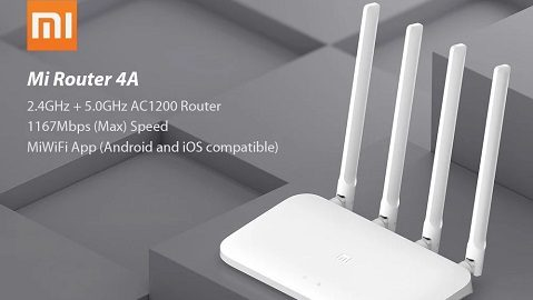 Xiaomi Mi Router 4A Wireless WiFi 2.4GHz 5.0GHz Dual Band