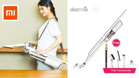 Xiaomi Deerma Vacuum Cleaner With Belt Handheld