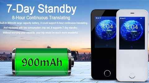 Smart Voice Translator Support 42 Languages Simultaneous