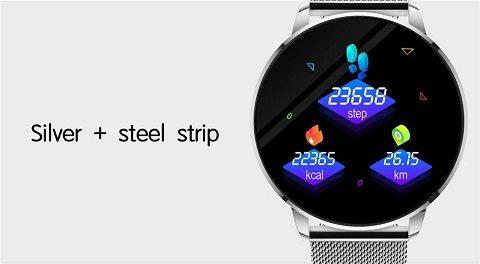OUKITEL W3 Smart Watch Sports Running Wristband