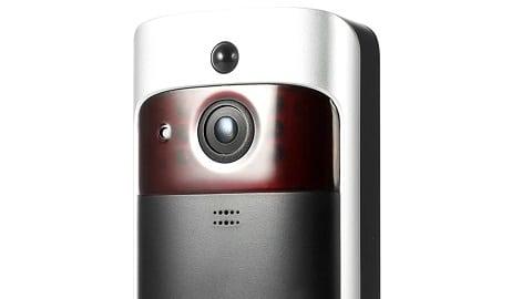 Smart Wireless WiFi Security DoorBell Smart Video Door Phone