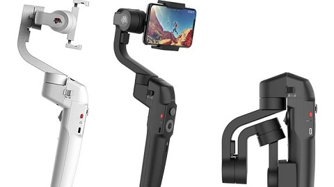 MOZA Mini-S Foldable Handheld 3-Axis Smartphone Gimbal Stabilizer