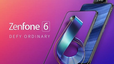 ASUS Zenfone 6 6.4 inch 6GB + 128GB Full-screen Global Version