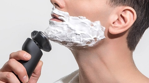 Xiaomi Mijia Electric Shaver Waterproof (3 Heads Flex Dry Wet Shaving)