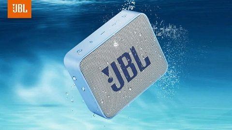 JBL GO2 Wireless Bluetooth Speaker IPX7 Waterproof