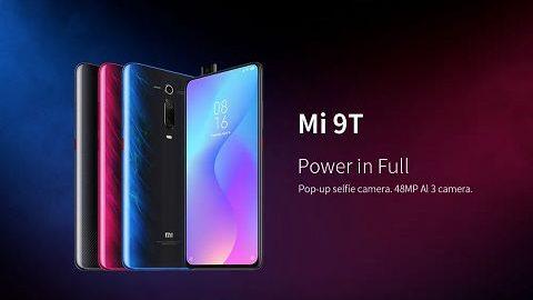 Xiaomi Mi 9T 4G Phablet Global Version (6/64GB) - Black