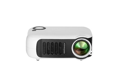 Mini Portable Projector 1080P LCD 50,000 Hours Lamp Life Home Theater Video Projector