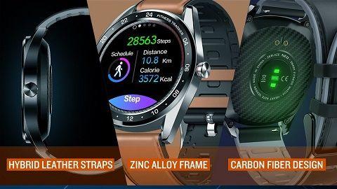 Zeblaze NEO Smart Watch 1.3-Inch IPS Display Screen Wristwatch