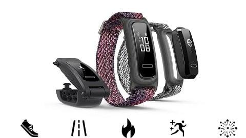 HUAWEI Band 4e Smart Bracelet Fitness Tracker Wristband 5ATM Waterproof