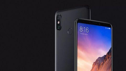 Original Xiaomi Max 3 Bezel-less18:9 Smartphone (4/64GB - 6.9inch -5500mAh)