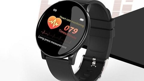 W8 Smart Watch BT 4.0 Heart Rate Blood Pressure Blood Oxygen