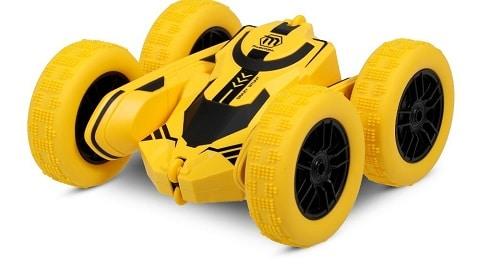 1/28 RC Stunt Car High Speed Tumbling Crawler Vehicle