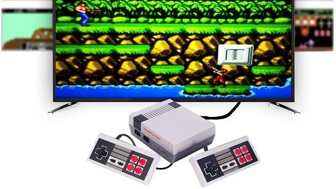 NES Game Machine Mini TV Handheld Game Console