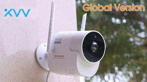 Global Version Xiaomi Xiaovv Outdoor Panoramic Camera