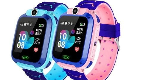 Intelligent Kids Watch Q12B Smartwatch