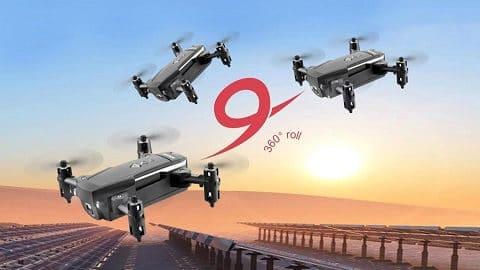KK8 Mini Drone RC Quadcopter 15mins Flight Time 360 Degree Flip