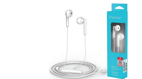 Honor AM115 Earphone 3.5mm In-Ear Earbud Headset