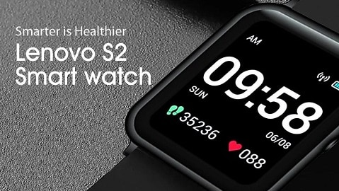 Global Version Lenovo S2 Smart Watch
