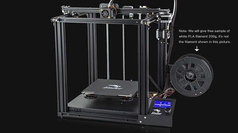 Creality 3D Ender-5 High Precision 3D Printer DIY Kit
