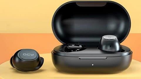 QCY-T9S Earphone BT5.0 True Wirelessly Stereo Headphone