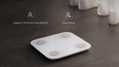 Xiaomi Mi Body Composition Scale 2 Smart Fat Weight Health Scale